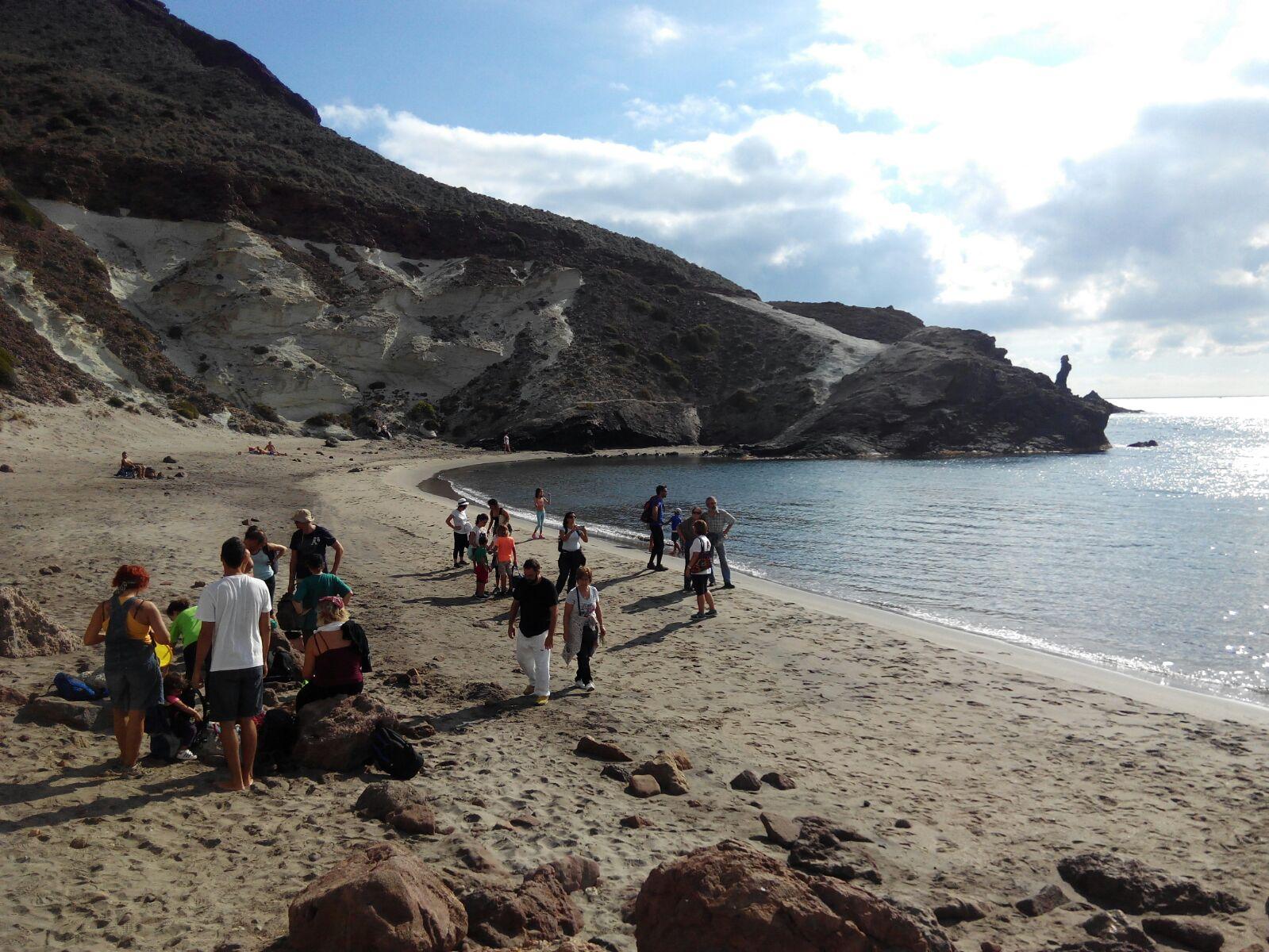 Parque Natural Cabo de Gata-Nïjar.